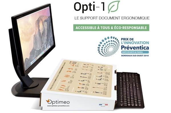 Optimeo Preventica prize 2018