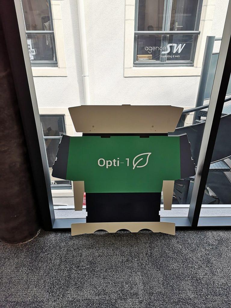Optimeo Prevention, le support de document ergonomique et ecoresponsable