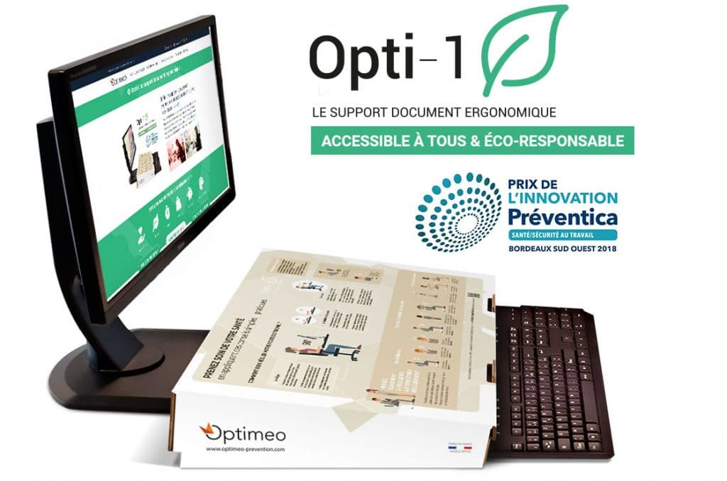 optimeo prix preventica 2018
