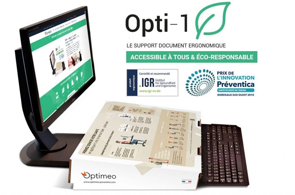 Opti-1 IGR et Preventica 2018
