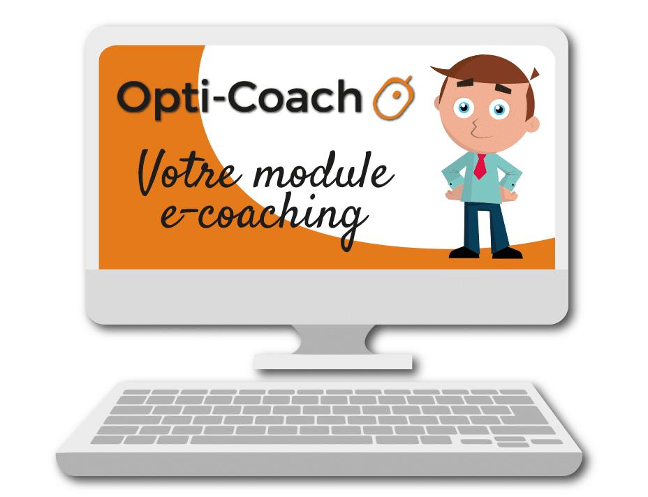 opti-coach e-coaching module